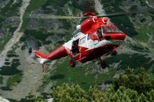 Helikopter TOPR, Tatry  » Click to zoom ->