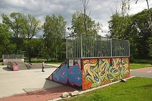 Nowy Skatepark  » Click to zoom ->